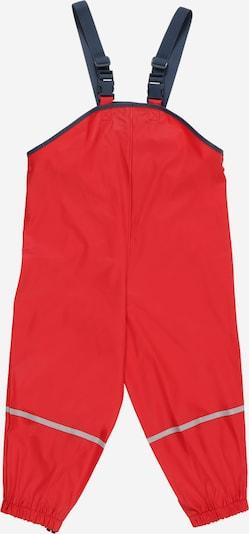 PLAYSHOES Pantalon fonctionnel en marine / gris clair / rouge, Vue avec produit