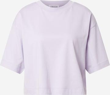 EDITED Shirt 'Sila' - fialová