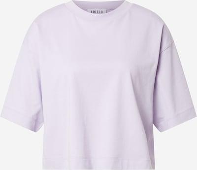 EDITED T-shirt 'Sila' en violet, Vue avec produit