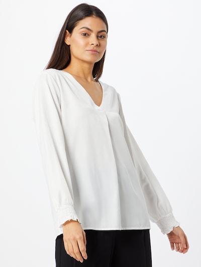 Cream Bluse 'Feng' in weiß, Modelansicht