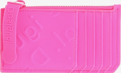 Desigual Etui 'Colorama' in neonpink, Produktansicht