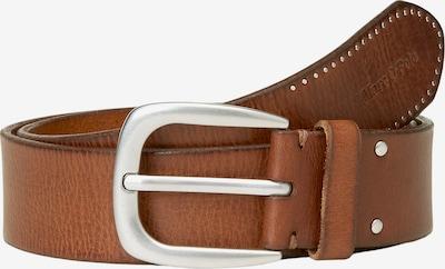 Marc O'Polo Gürtel in karamell / silber, Produktansicht