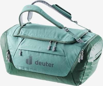 DEUTER Travel Bag 'AViANT Duffel Pro 60' in Mint / Dark green, Item view