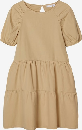 NAME IT Kleid in beige, Produktansicht