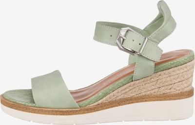 JANE KLAIN sandale in mint, Produktansicht