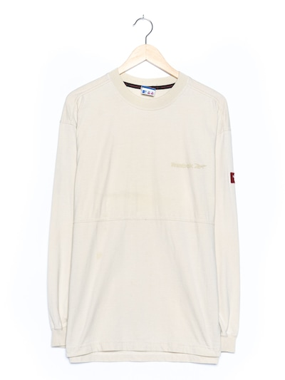 REEBOK Sport T-Shirt in M/L in champagner, Produktansicht