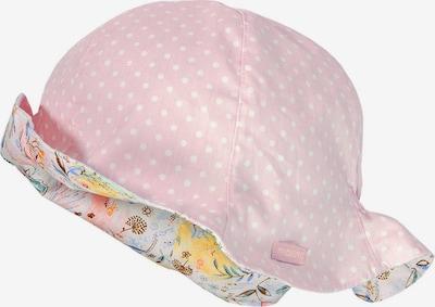 MAXIMO Hut in mischfarben / hellpink / weiß, Produktansicht