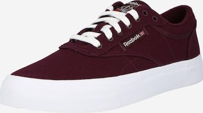 Sneaker low 'Club C' Reebok Classics pe roșu vin / alb, Vizualizare produs