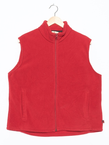Woolrich Vest in XXL in Red