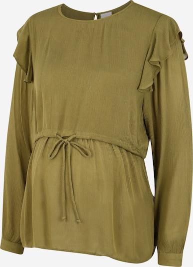 MAMALICIOUS Bluza | oliva barva, Prikaz izdelka