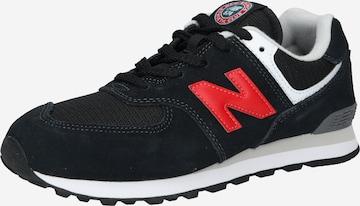 new balance Sneaker i svart