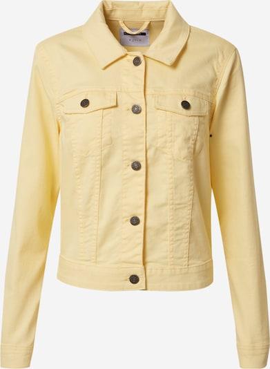 Noisy may Tussenjas 'DEBRA' in de kleur Geel, Productweergave