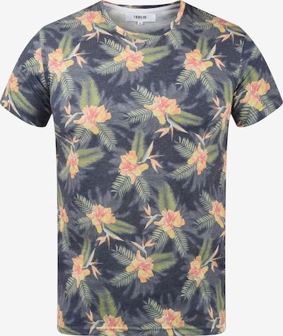 !Solid T-Shirt 'Faik' in blau / mischfarben, Produktansicht