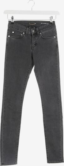Saint Laurent Jeans in 25 in dunkelgrau, Produktansicht