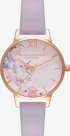 Olivia Burton Uhr in Lila