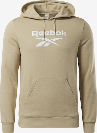 Reebok Classic Sweatshirt 'Vector' in beige, Produktansicht