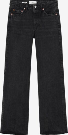 MANGO Jeans 'Ariadna' in black denim, Produktansicht