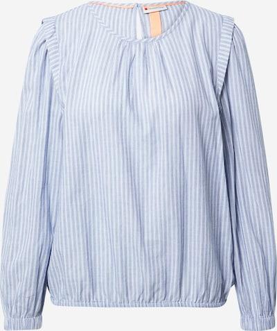 Bluză STREET ONE pe albastru / albastru porumbel / alb, Vizualizare produs