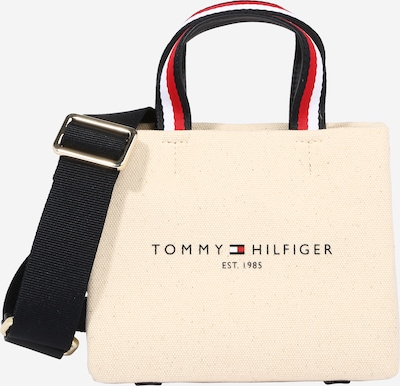 TOMMY HILFIGER Handbag in Cream / Mixed colours, Item view