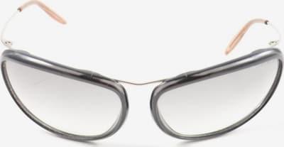 DOLCE & GABBANA ovale Sonnenbrille in One Size in hellgrau / hellorange, Produktansicht