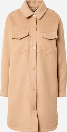 Palton de primăvară-toamnă Abercrombie & Fitch pe bej deschis, Vizualizare produs