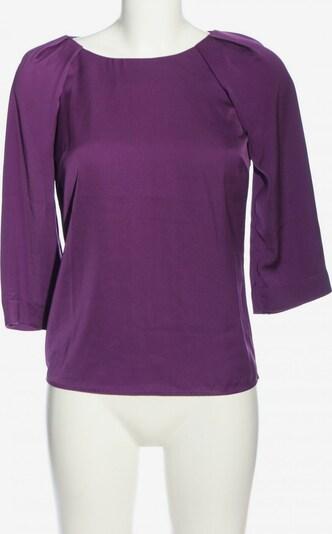 L.K.Bennett Schlupf-Bluse in XS in lila, Produktansicht