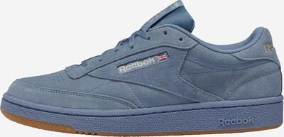 Reebok Classics Zemie brīvā laika apavi 'Club C 85', krāsa - zils / jauktu krāsu, Preces skats