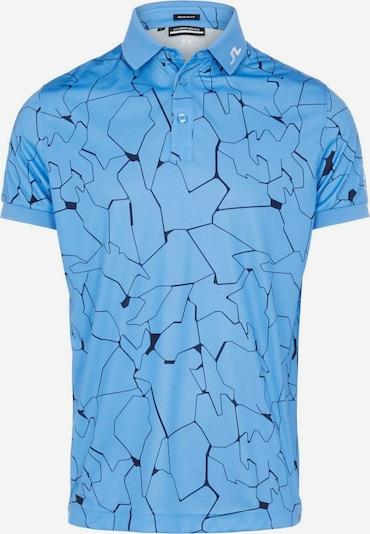 J.Lindeberg Shirt in dunkelblau, Produktansicht