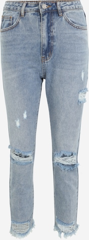 Missguided Petite Jeans 'Petite' in Blue