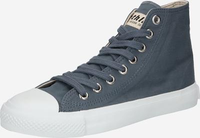 Ethletic Hög sneaker 'Fair Trainer' i blå, Produktvy