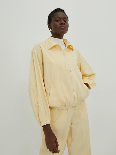 EDITED Prechodná bunda 'Kori' - béžová, Model/-ka
