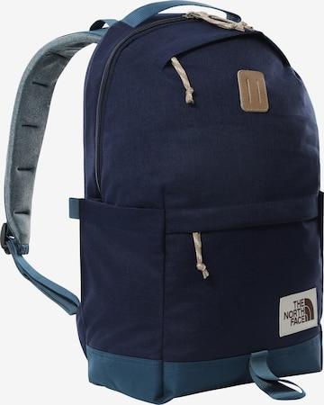 THE NORTH FACE Rucksack in Blau