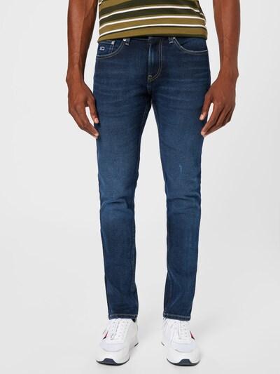 Jeans 'SCANTON' Tommy Jeans pe albastru închis, Vizualizare model