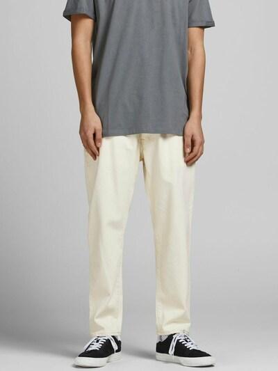 JACK & JONES Jeans 'Frank' in weiß, Modelansicht