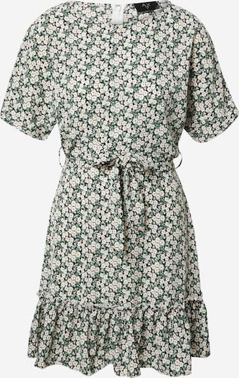 AX Paris Obleka | mornarska / temno rumena / zelena / bela barva, Prikaz izdelka