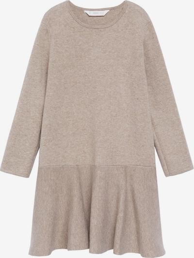 MANGO KIDS Kleid 'ceci' in sand, Produktansicht