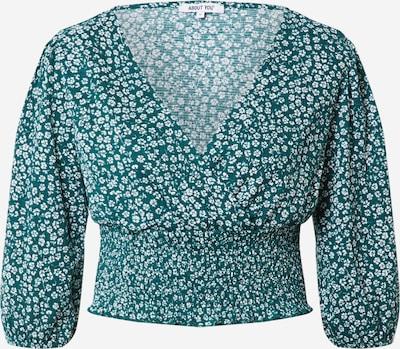 ABOUT YOU Shirt 'Laura Shirt' in grün / mischfarben, Produktansicht
