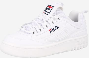 FILA Sneakers in White