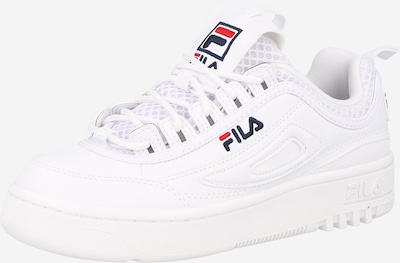 FILA Sneakers in Night blue / Red / White, Item view