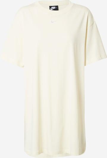 Nike Sportswear Jurk 'Essential' in de kleur Wit, Productweergave