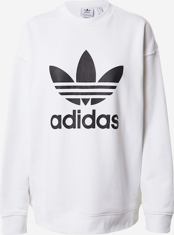 ADIDAS ORIGINALS Sweatshirt in White