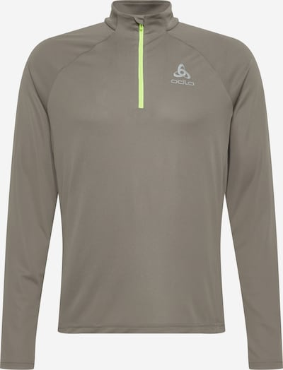 ODLO Functional shirt in Taupe: Frontal view