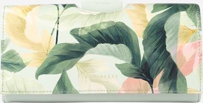 Ted Baker Geldbörse 'Parmis' in mint / mischfarben, Produktansicht