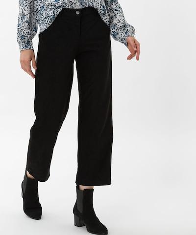 BRAX Hose 'Maine' in schwarz, Modelansicht