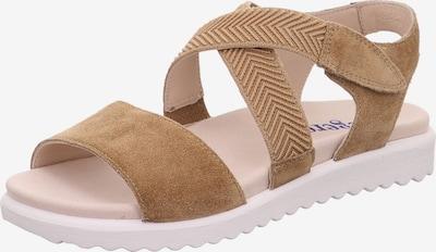 Legero Sandale 'Savona' in hellbraun, Produktansicht