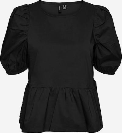 VERO MODA Shirt in de kleur Zwart, Productweergave