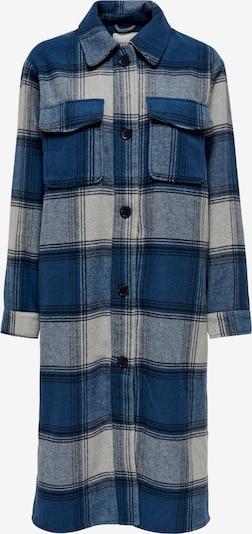 JDY Prechodný kabát 'UMALA' - béžová / modrá, Produkt