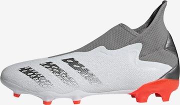 ADIDAS PERFORMANCE Fußballschuh 'Predator Freak .3' in Weiß
