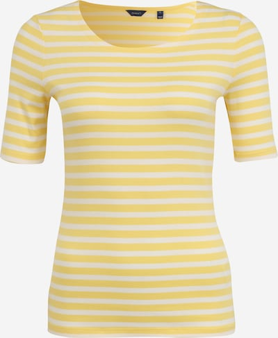GANT Shirt in Yellow / White, Item view