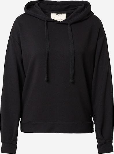 Cream Sweatshirt 'Salina' in schwarz, Produktansicht
